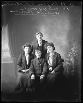 Photograph of A.B. Rogers group