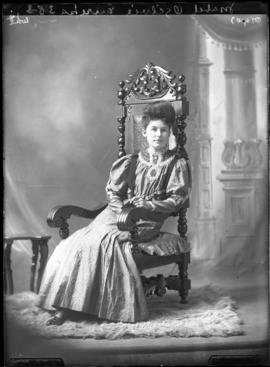 Photograph of Mabel Ogilvie