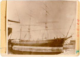 Photograph of the Barque Nova Scotia