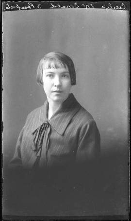 Photograph of Cecilia McDonald
