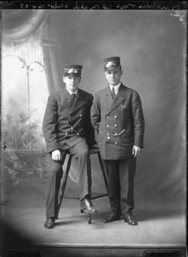 Photograph of  Messrs. McDonald & Bucklis