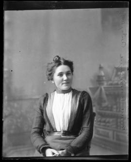 Photograph of Annie Ballentine