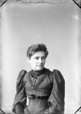 Photograph of Mary Cunningham
