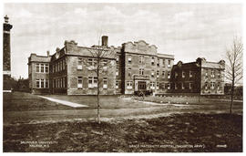 Postcard of Grace Maternity Hospital (Salvation Army)