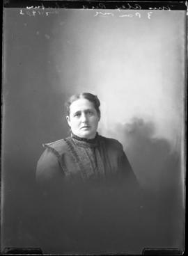 Photograph of Mrs. Alex Reid