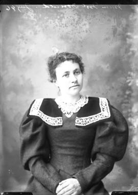 Photograph of Miss Daisy McDonald