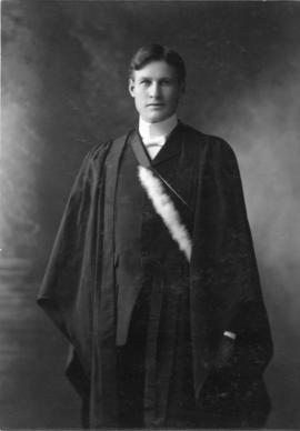 Photograph of James Garfield Bruce : Class of 1906