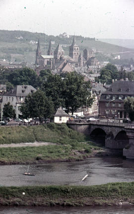 Photograph of the city of Trier