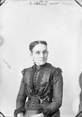 Photograph of Mrs. Parker