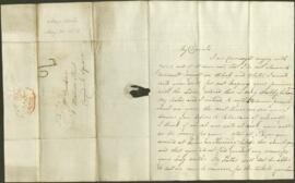 Six letters from Mary Dobie to James Dinwiddie