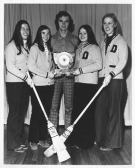 Photograph of the Dalhousie Curling Club