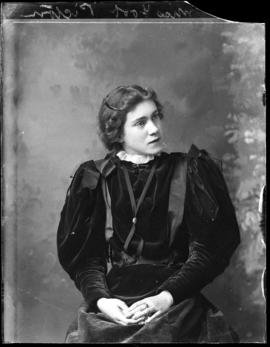Photograph of Miss Foot
