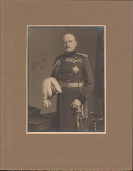 Photograph of Edmund Henry Hynman Allenby, 1st Viscount Allenby