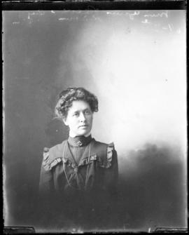 Photograph of Miss Agnes Reeves
