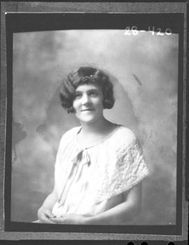 Photograph of Dorothy McPherson