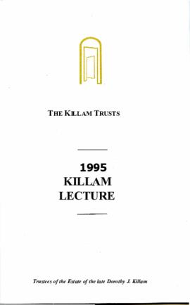 Research at Canadian Universities and the Knowledge Based Society : [1995 Killam Lecture]