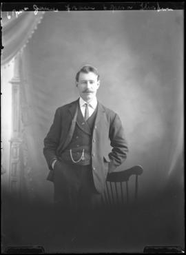Photograph of Mr. James Fraser