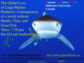 The global loss of large marine predators: consequences of a world without sharks, tuna and great...