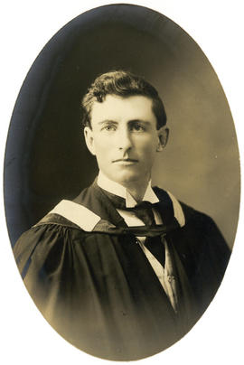 Portrait of John James MacDonald : Class of 1910