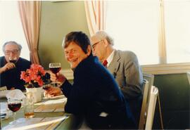 Photograph of Arvid Pardo and Elisabeth Mann Borgese