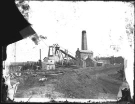 Photograph of the Dalhousie Pit in Stellarton