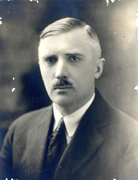 Portrait of Dr. J.L. MacMillan