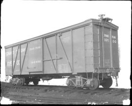 Photograph of a box car owned by Eastern Car Co. Ltd.