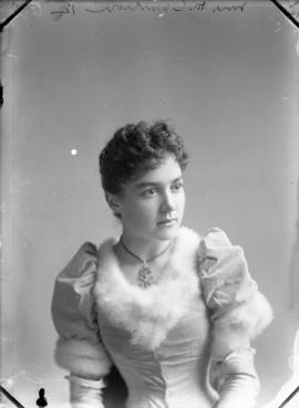 Photograph of Mrs. Cameron