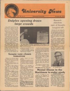 University News, Volume 10, Issue 6