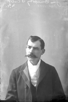 Photograph of Jasper Dunphy