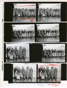 Photograph of Medical alumni reunion of the class of 1930