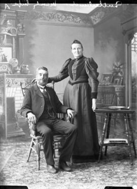 Photograph of Mr. and Mrs. Sutherland