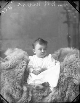 Photograph of  Mrs. E. R. Morse's baby