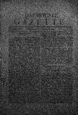Dalhousie Gazette, Volume 10, Issue 1