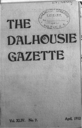 The Dalhousie Gazette, Volume 44, Issue 7