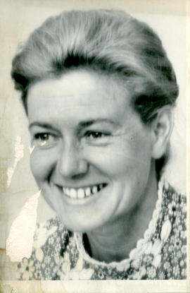 Portrait of Barbara Hinds