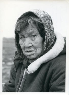 Photograph of Alisee Akpotuk from Povungnituk, Quebec