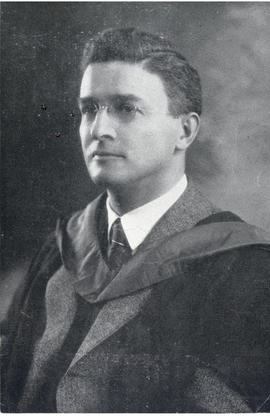 Photograph of Dr. Carleton Wellesley Stanley