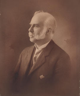 Portrait of Dr. A. W. Lindsay