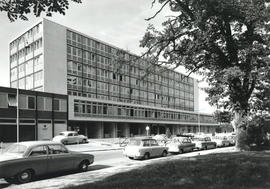 Photograph of the International Council of Nurses Headquarters in Geneva