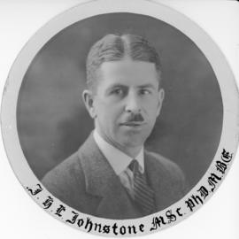 Photograph of John Hamilton Lane Johnstone