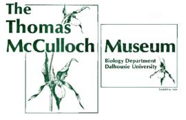 Brochure for 'The Thomas McCulloch Museum'