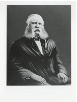 Photograph of Rev. James Ross