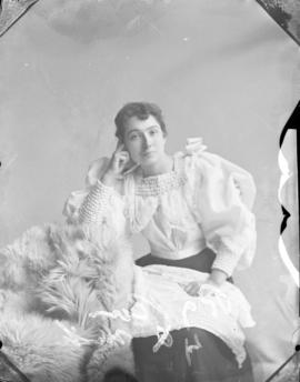 Photograph of Mrs. Ray Ross
