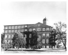 Photograph of the Arts and Administration building