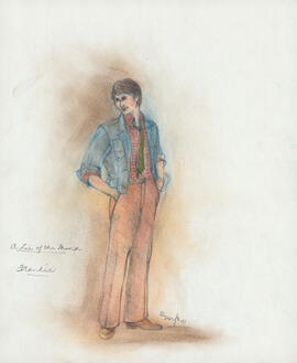 Costume design for Frankie