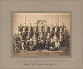 Photograph of Dalhousie Commerce Society