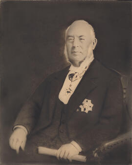 Photograph of A. G. Archibald (?) - Board of Governors