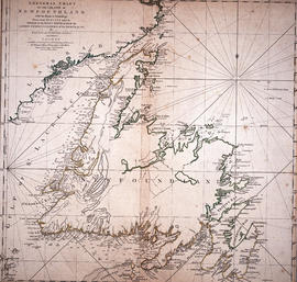 Chart of the Island of Newfoundland
