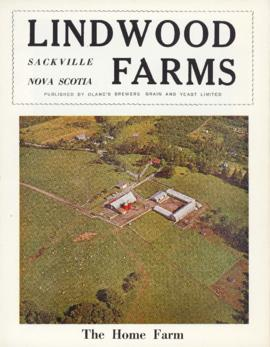 """Lindwood Farms, Sackville, Nova Scotia - The Home Farm"""